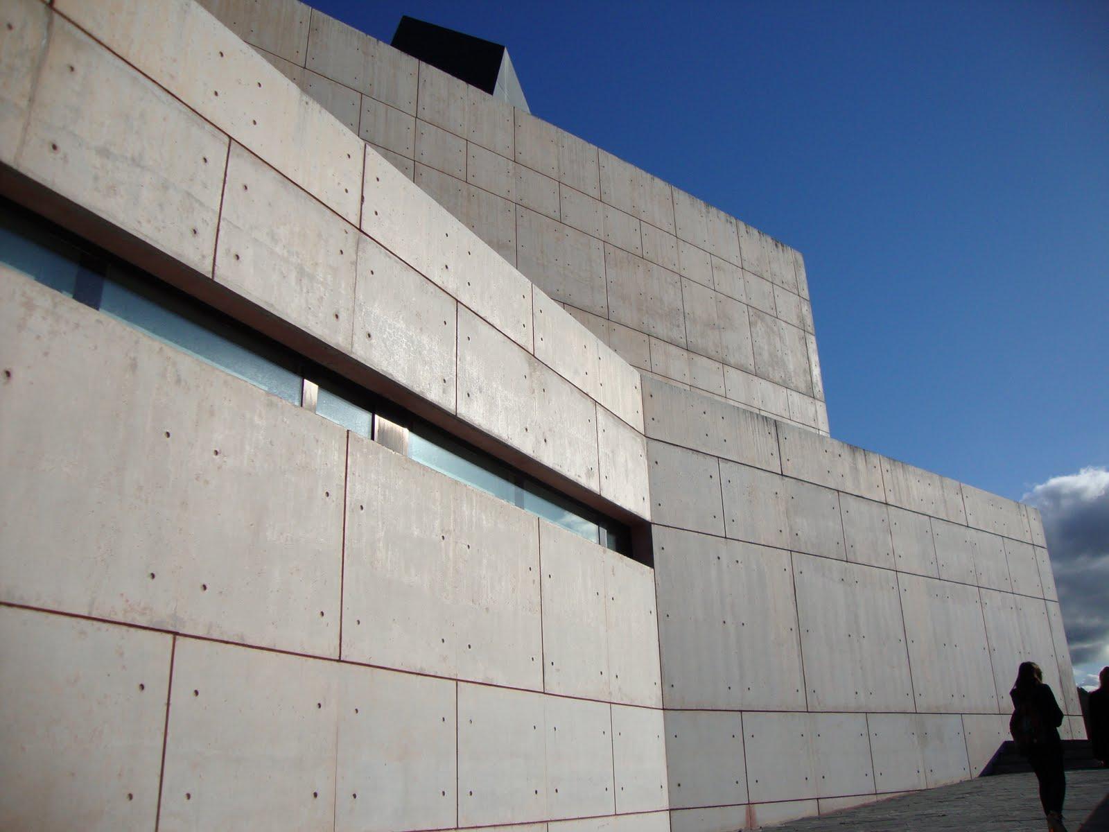 Fachadas de hormig n arquitect nico - Fachada hormigon in situ ...