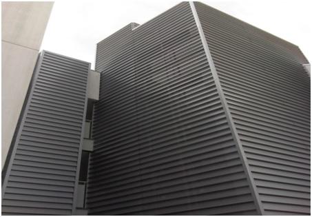 Cerramientos mediante chapa arquitect nica blog - Cerramientos de fachadas ...