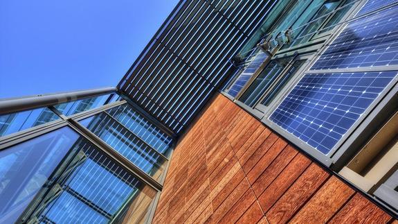Fachadas que ahorran energía