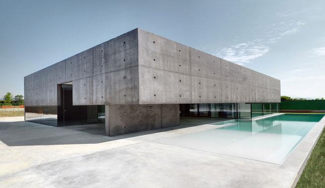 Hormigón arquitectonico