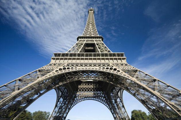 Construccioon de la Torre Eiffel