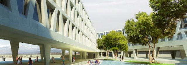 arquitectura de fachadas
