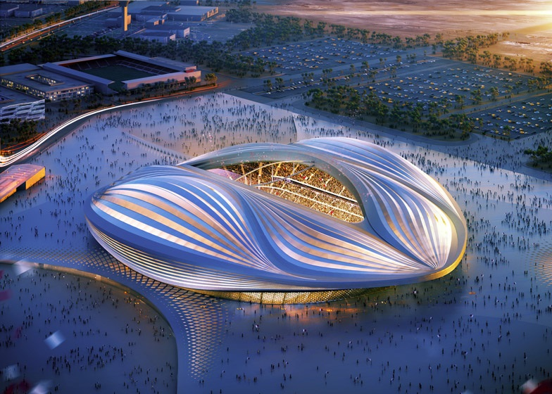 Edificios polémicos: qatar