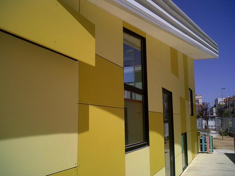rehabilitacion e instalacion de fachadas