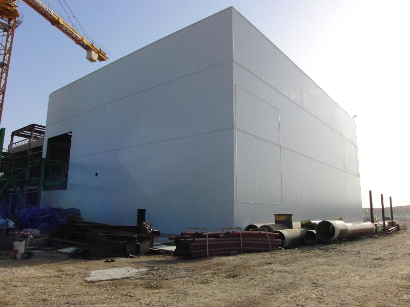 Rehabilitacion e instalacion de cubiertas y fachadas