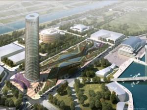 Torre Pelli arquitectura sostenible.