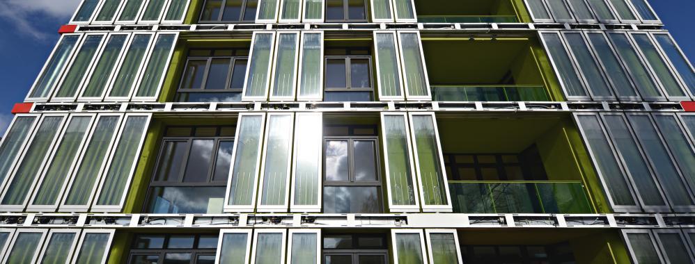 fachada ecológica