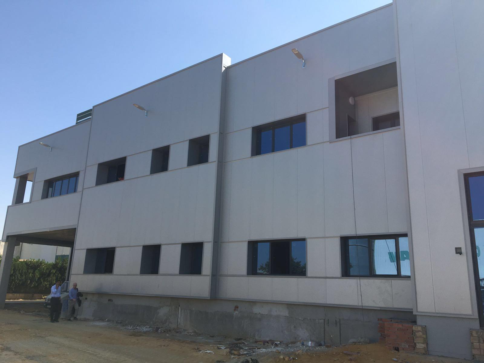nuevas instalaciones
