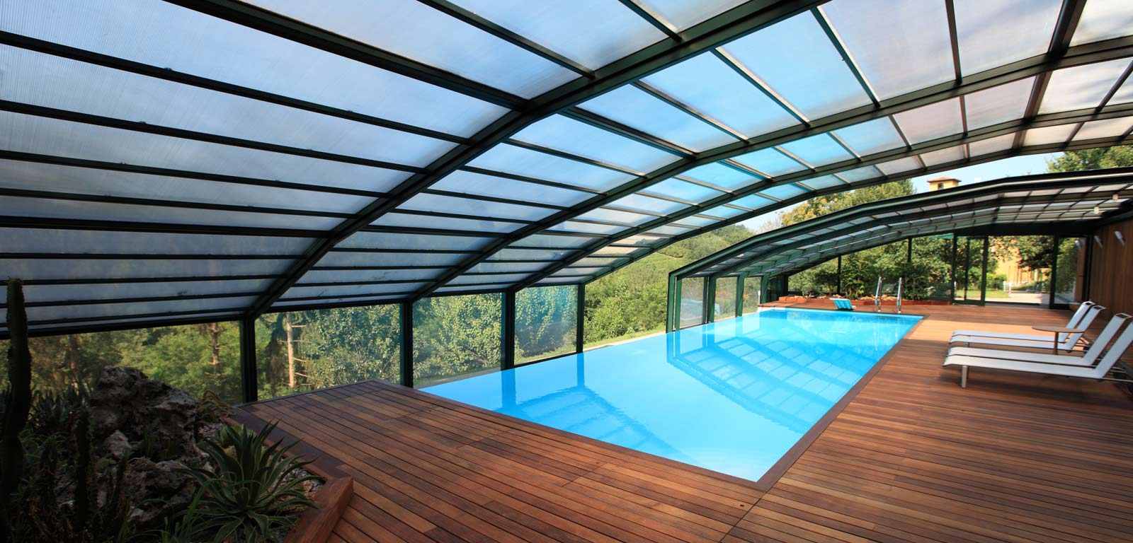 piscina cubierta Diansa