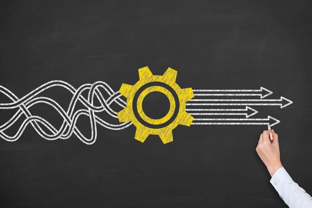 innovación para solucionar las necesidades de los clientes de forma eficiente