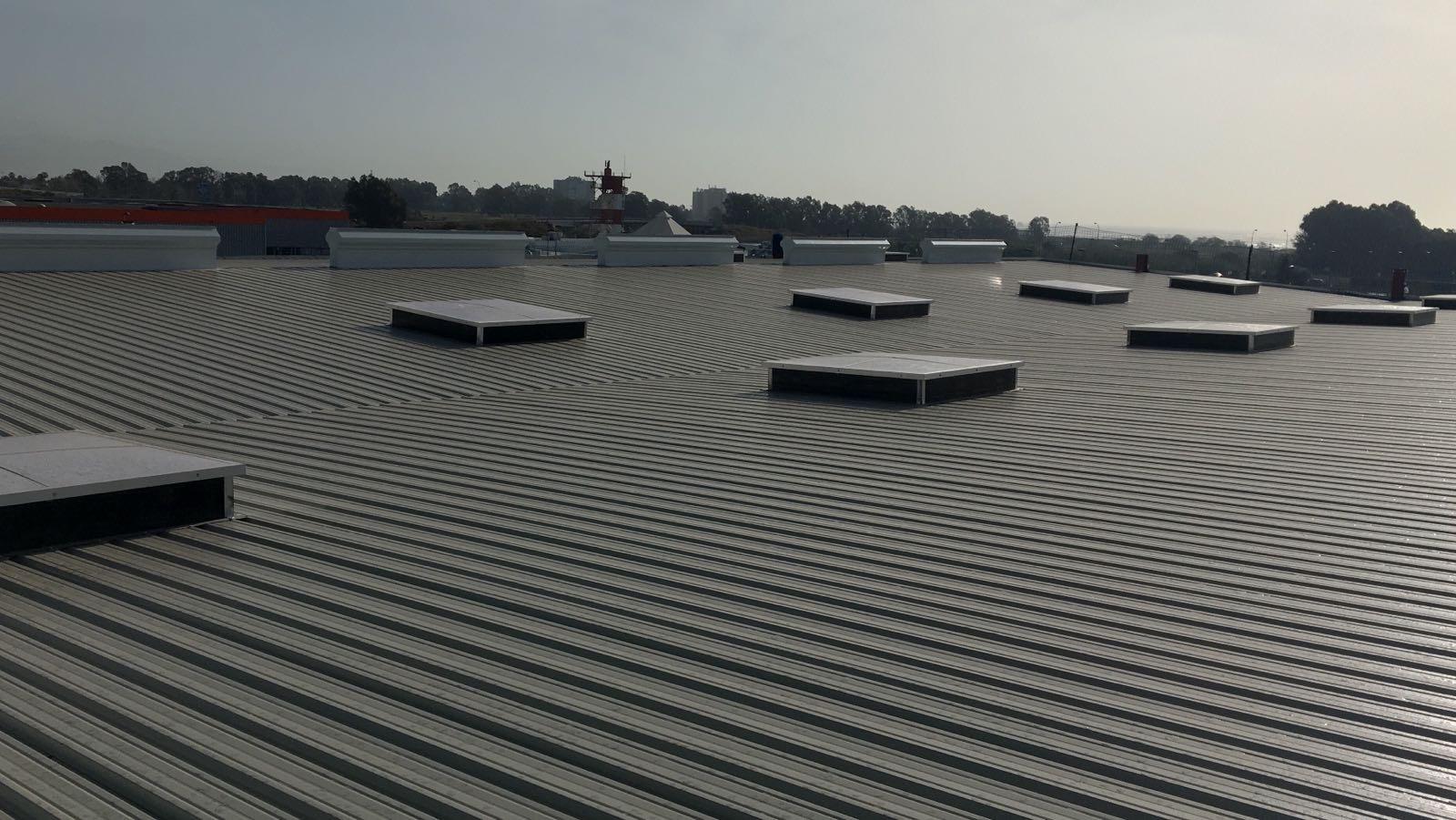 foto cubierta deck malaga cubiertas industriales
