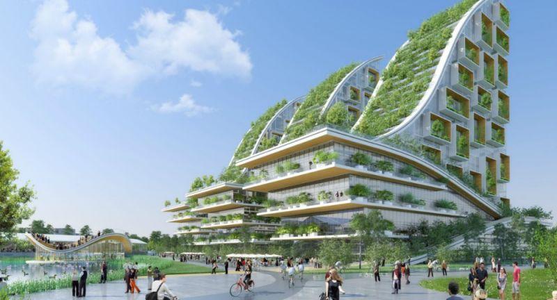 barrio ecológico