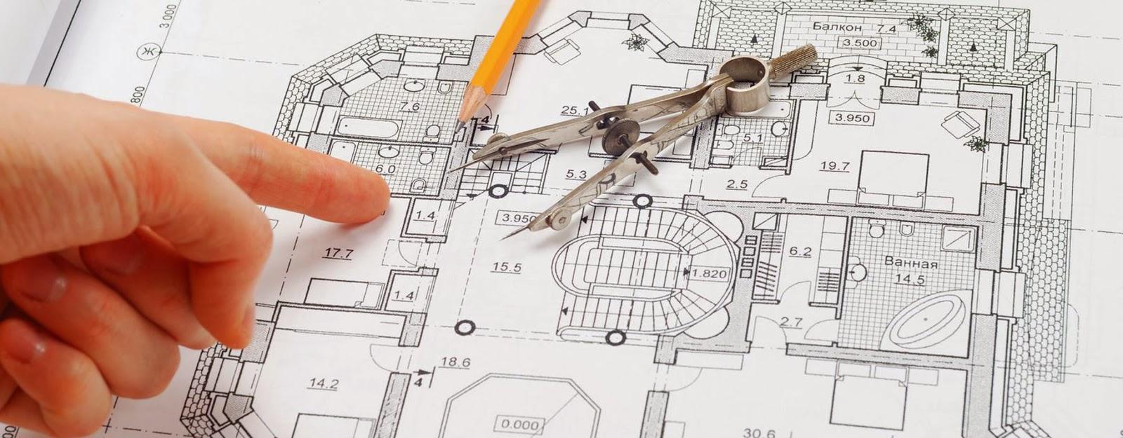 El diseño de una obra de construcción