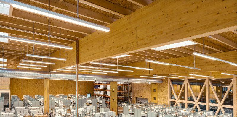 madera Cubiertas y fachadas sostenibles