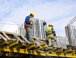 medidas de seguridad al trabajar con una fachada
