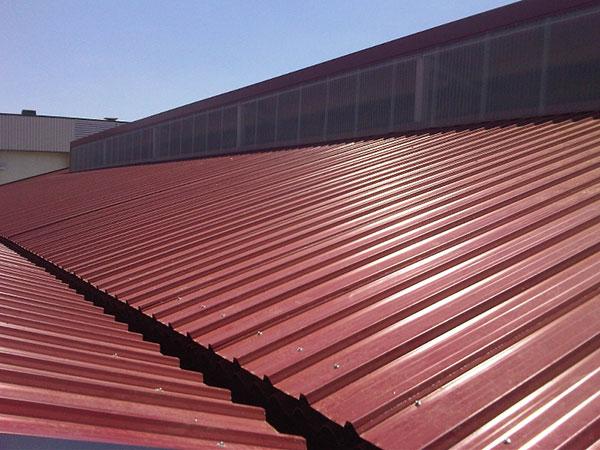 Rehabilitación de cubiertas in situ en Comercial América