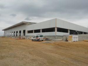 terminal de contenedores en el puerto de cádiz