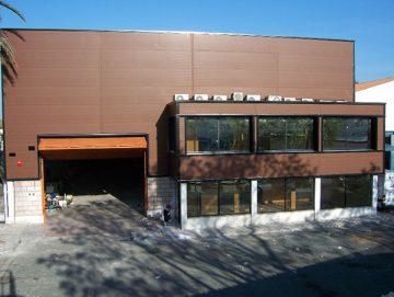 Rehabilitación de fachadas en Dakolub