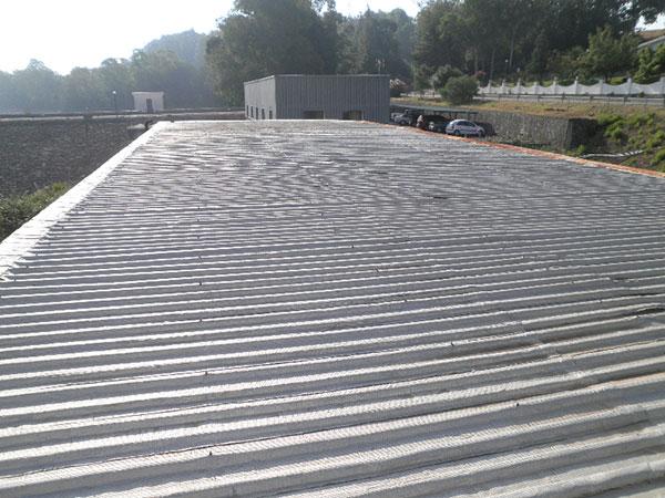 Rehabilitación de cubiertas con desmontaje en La Presilla