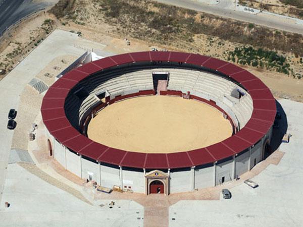 Plaza de toros de Palos de la Frontera