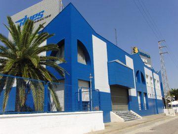 Rehabilitación de fachada en Rues, Camas